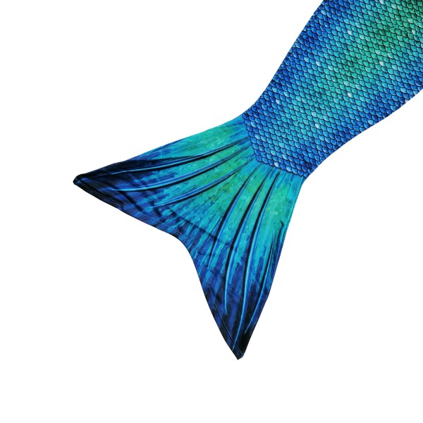 Toddler Mermaid Blue Lagoon