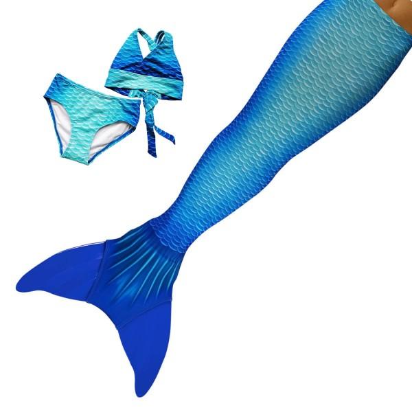 Meerjungfrauenflosse Midnight Blue